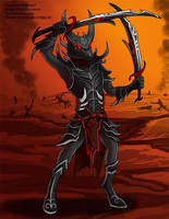 [Full Character Design] Calamity by Ulario