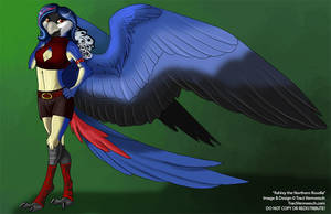 [Closed] Ashley The Northern Rosella by Ulario