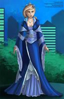 [Personal] Empress Esme by Ulario