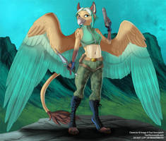 [Personal] Jade by Ulario