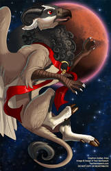 [Gryphon Zodiac] Aries by Ulario