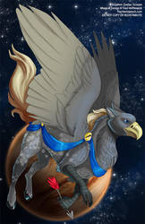 [Gryphon Zodiac] Sagittarius by Ulario