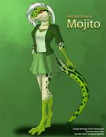 [Anthro Mixers] Mojito by Ulario