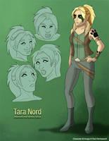 [OC Training] Tara - Profile by Ulario