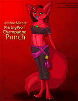 [Anthro Mixers] Prickly Pear Punch by Ulario