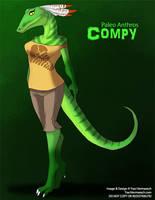 [Paleo Adoptables] Compy by Ulario