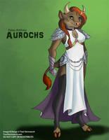 [Paleo Anthros] Aurochs by Ulario