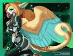 [Personal] Zero Suit Juno by Ulario