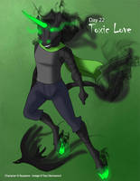 [Halloween Advent] Day 22 - Toxic Love by Ulario