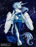 [Heavenly Anthros] Virgo by Ulario