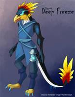 [Dark Advent] Day 4 - Deep Freeze by Ulario