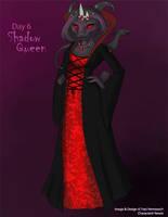[Dark Advent] Day 6 - Shadow Queen by Ulario