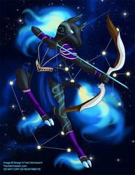 [Heavenly Anthros] Sagittarius by Ulario