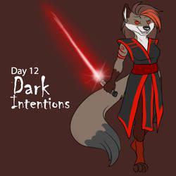[Dark Advent] Day 12 - Dark Intentions by Ulario