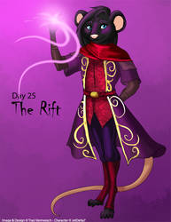 [Dark Advent] Day 25 - The Rift by Ulario