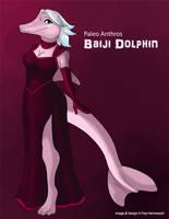 [Paleo Anthros] Baiji Dolphin by Ulario