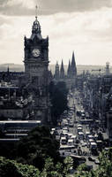 choose Edinburgh by ronald007