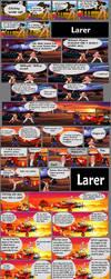 Atomic Wedgie vs. Capcom 3 by megayolk