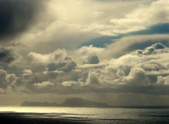 Capri Island by stefanpriscu