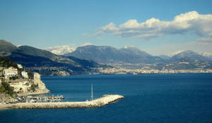 Beauty Of Amalfi Coast 3 by stefanpriscu