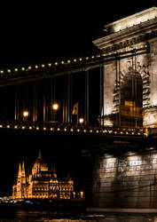 Budapest evening moments by stefanpriscu