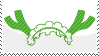 Maid Dragon Stamp - Dragon Hairband by ManaManami
