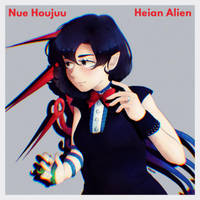 Heian Alien by ManaManami