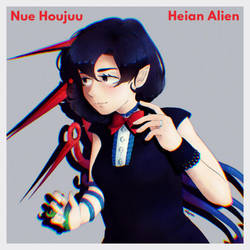 Heian Alien by ManaManami