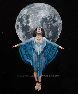 Luna by ArielRGH