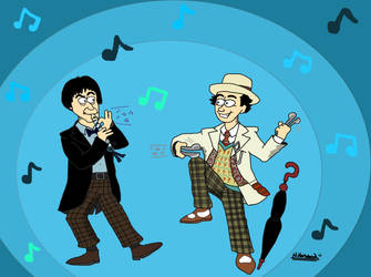 The Two Doctors and Musics by NiallNorwood66