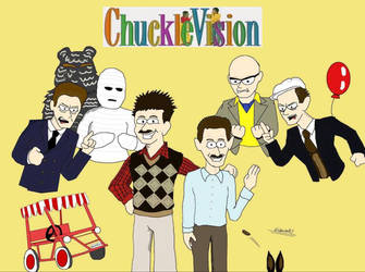 ChuckleVision - In memory for Barry by NiallNorwood66