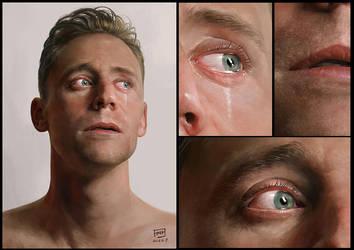 Tom Hiddleston by fmh1986