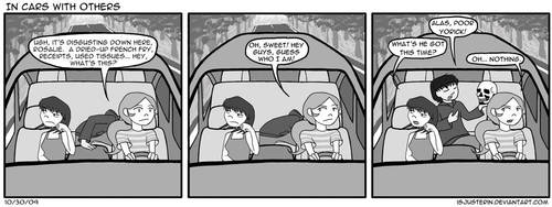 In Cars With Others 13 by isjusterin