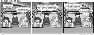 In Cars With Others 14 by isjusterin