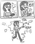 TEA by isjusterin