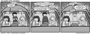 In Cars With Others 20 by isjusterin