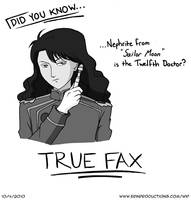 WIP - TRUE FAX 1 by isjusterin