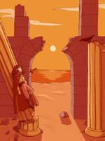 Encounter at Megiddo by isjusterin