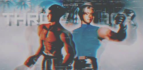 T H R O W B A C K (Kazuya and Lee Request) by X-BLACKEMOSLADER-X