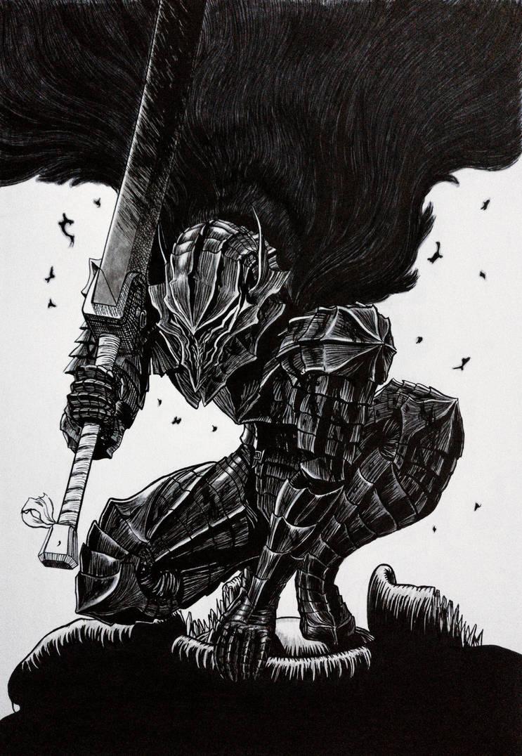 The Berserker Armor by VizardGirl