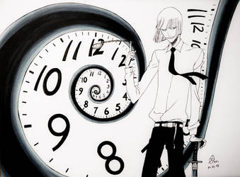 #14 Clock by VizardGirl