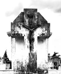 crucified jesus by bldlover666