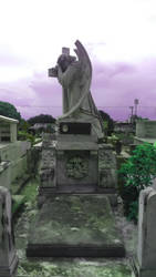 hue angel tombstone by bldlover666