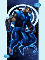 Blue Lantern of Hope Siberius by saber4734