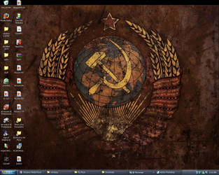 _damn dirty commie by GearOtter