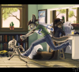 life scene no. 253 by GearOtter
