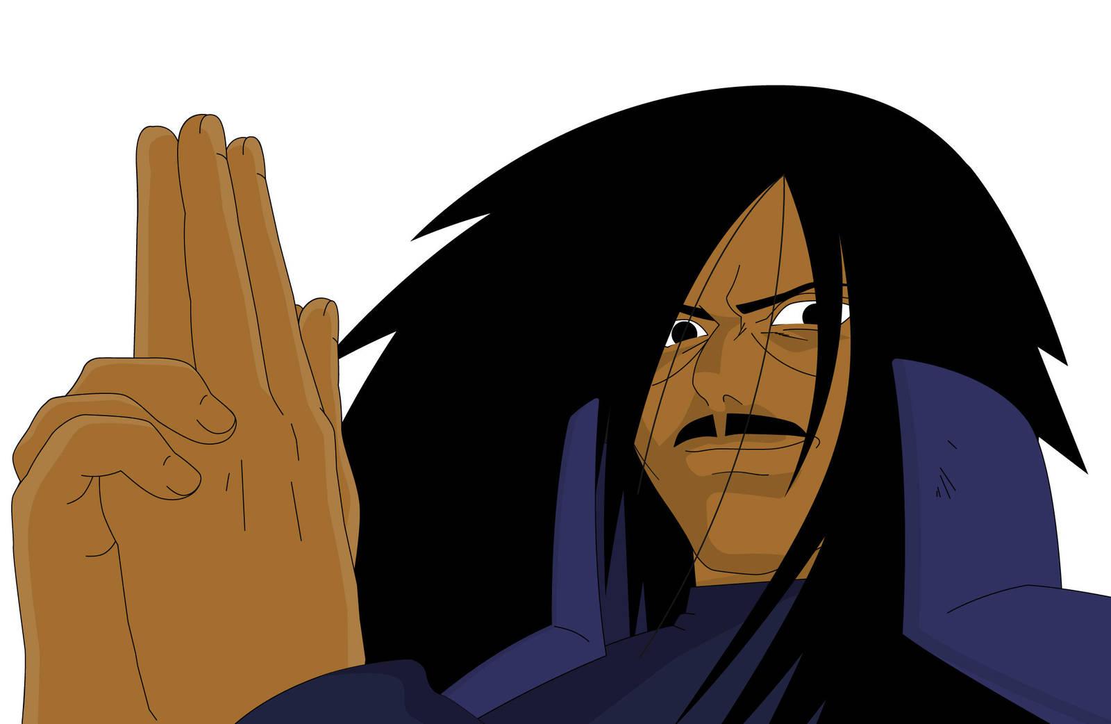 Naruto Shippuden by ThomasGiavarini
