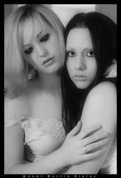 Amara and Fey II by mrb24