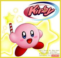 Kirby by KiraraDemonPet