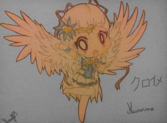 Sailor Senshi-Chibi Kuroime by Kaena59